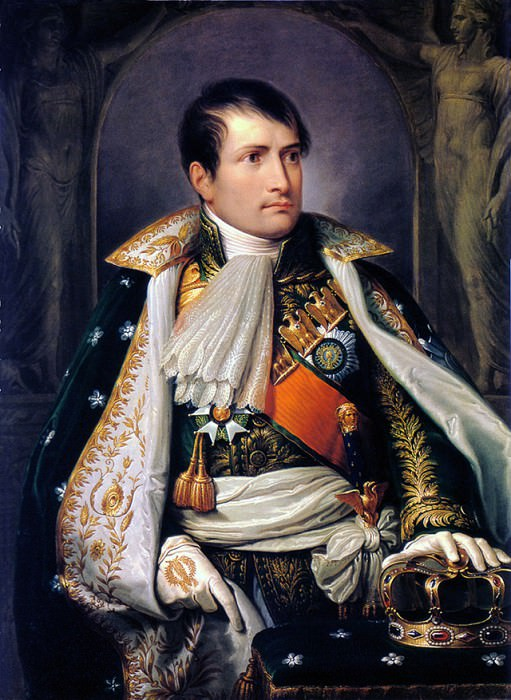 Andrea Appiani Napoleon KingofItaly 1805Large. The Italian artists