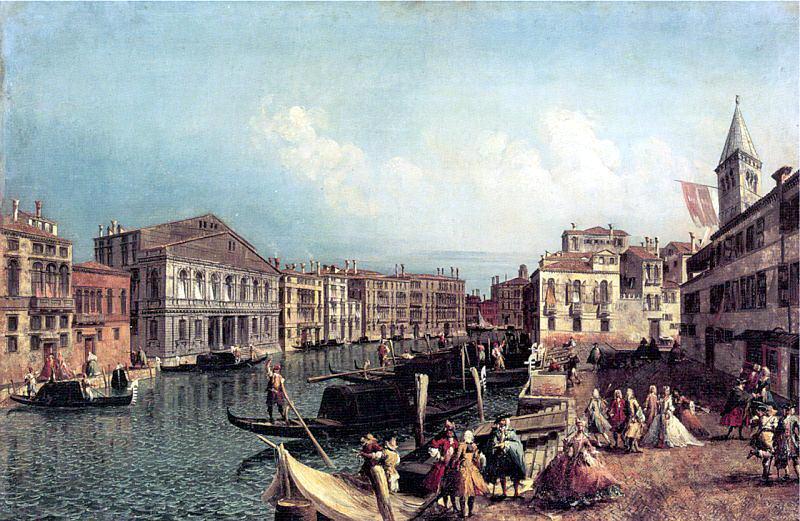 Мариески, Микеле (Italian, 1710-1744) marieschi2. Итальянские художники