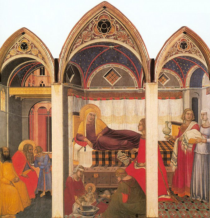 Lorenzetti, Pietro (Italian, approx. 1290-1348) plorenzetti3. The Italian artists