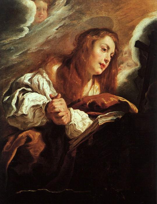 Фетти, Доменико (итальянец, 1589-1625). Итальянские художники