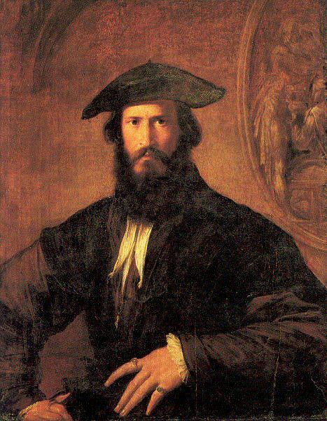 Parmigianino (Italian, 1503-1540) 5. Итальянские художники