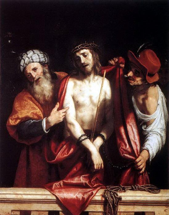 CIGOLI Ecce Homo. The Italian artists