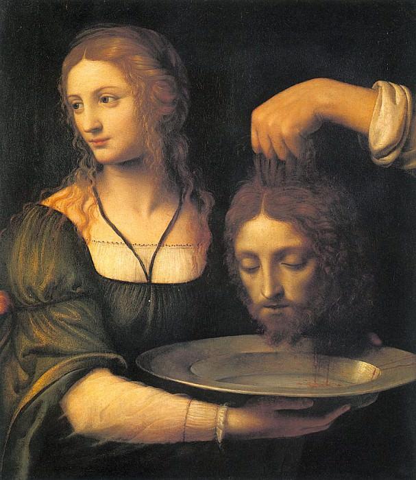Luini, Bernardino (Italian, approx. 1485-1532) luini2. Итальянские художники