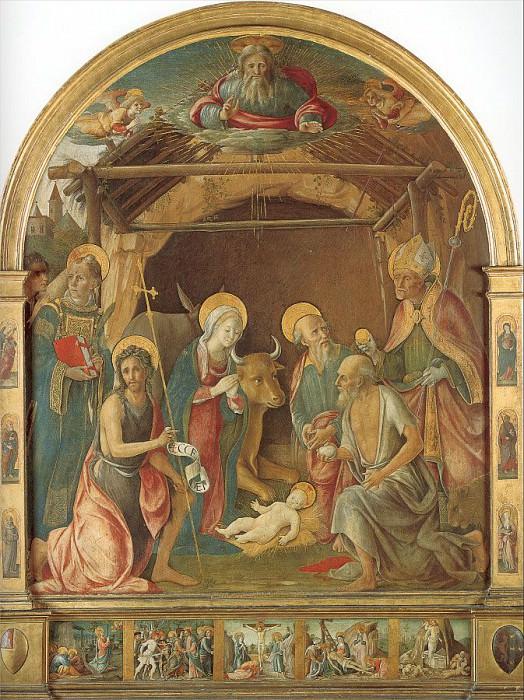 Orioli, Pietro di Francesco degli (Italian, Approx. 1458-96). Итальянские художники