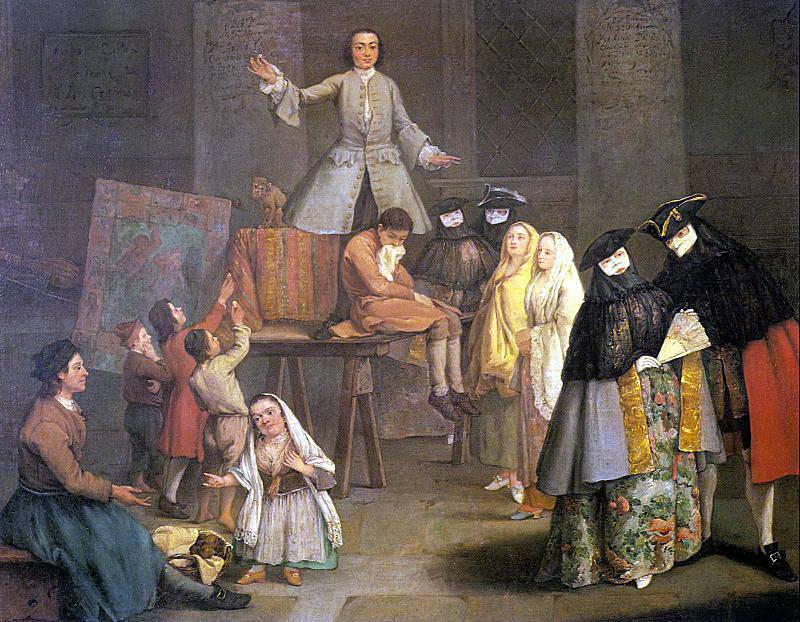 Longhi, Pietro (Italian, 1702-1785) plonghi4. The Italian artists