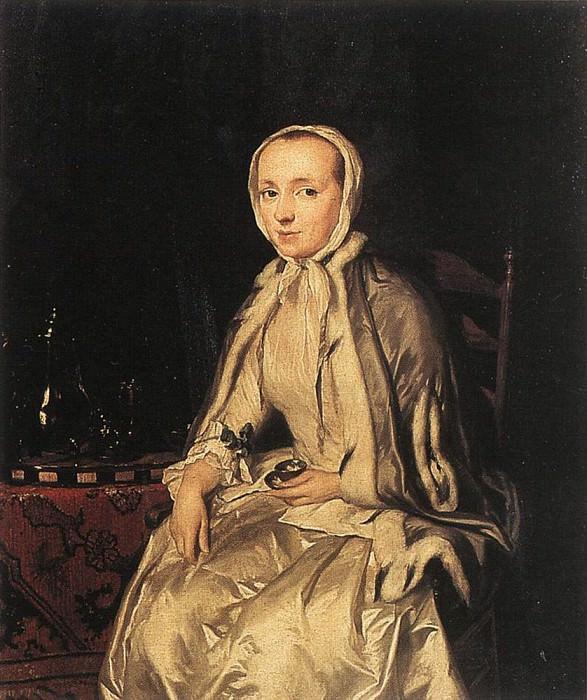 MIJN George van der Elizabeth Troost. Итальянские художники