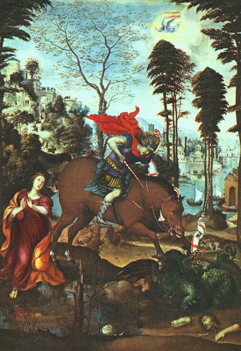 Sodoma (Giovanni Antonio Bazzi, Italian, 1477-1549) 1. The Italian artists