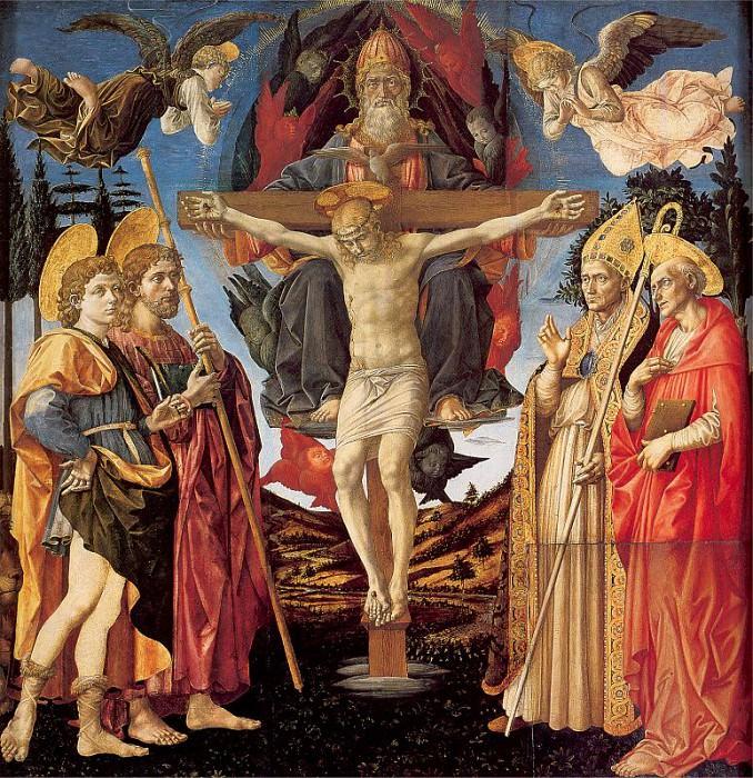 Pesellino (Italian, 1422-1457) 1. The Italian artists