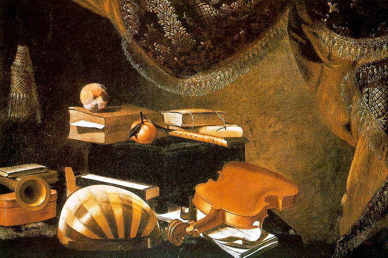 Baschenis, Evaristo (Italian, 1617-1677) baschenis1. The Italian artists