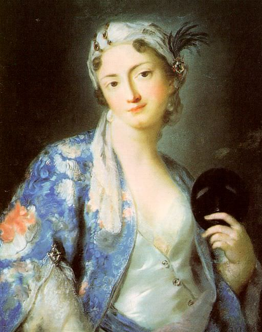 Carriera, Rosalba (Italian, 1675-1757). The Italian artists