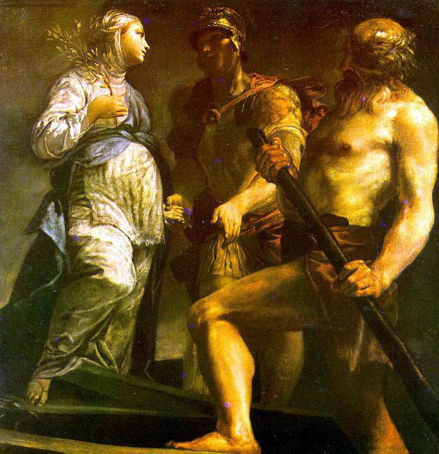 Crespi, Giuseppe Maria (Lo Spagnolo, Italian, 1665-1747) crespi3. The Italian artists