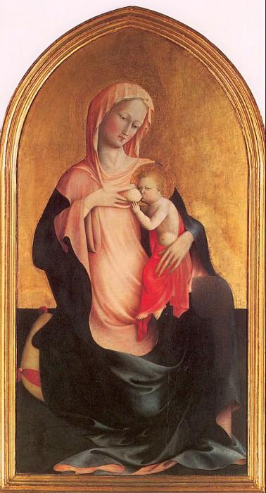 Masolino (Italian, 1383-1447) masolino2. The Italian artists