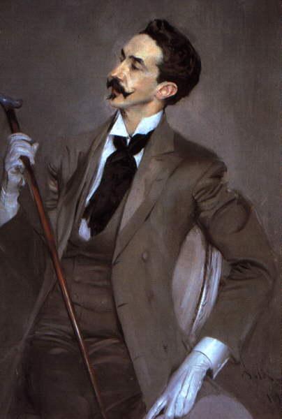 Boldini, Giovanni (Italian, 1842-1931). The Italian artists