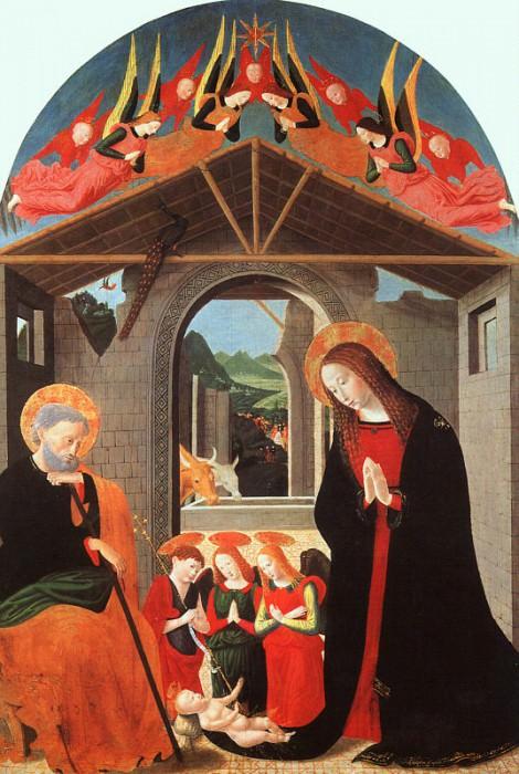 Esiguo, Maestro (Italian, 1400s). The Italian artists