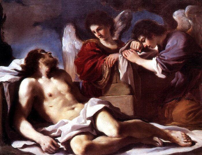 Guercino (Giovanni Francesco Barbieri, Italian, approx. 1591-1666). The Italian artists