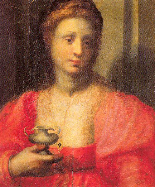 Puligo, Domenico (Italian, 1492-1527). The Italian artists