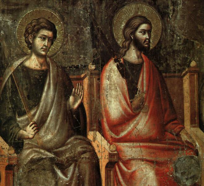 Cavallini, Pietro (Italian, 1250-1344). The Italian artists