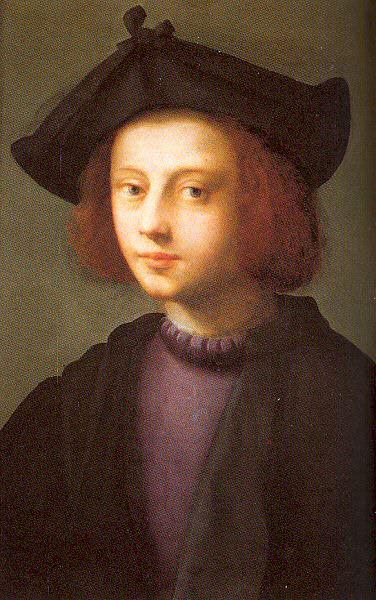 Puligo, Domenico (Italian, 1492-1527) 1. The Italian artists
