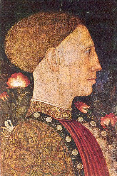 Pisanello (Italian, 1395-1455) 5. Итальянские художники