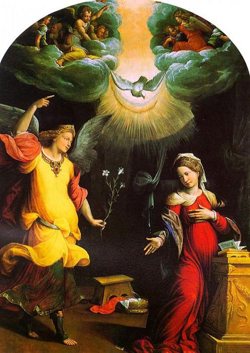 Garofalo (Italian, 1481-1559). Итальянские художники