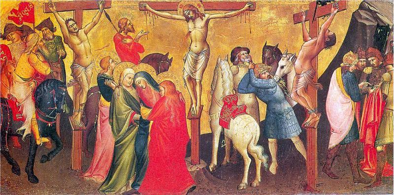 Монако, Лоренцо (итальянец, 1370-1425). Итальянские художники