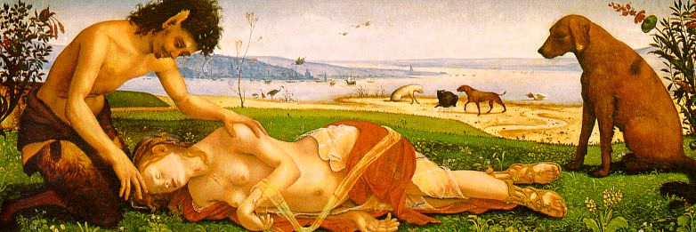 Cosimo, Piero di (Italian, approx. 1462-1521) cosimo3. The Italian artists