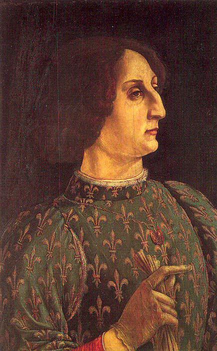 Pollaiuolo, Piero (Italian, 1443-96). Итальянские художники