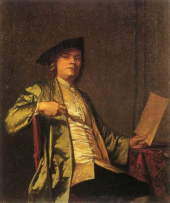 MIJN George van der Cornelis Ploos Van Amstel. The Italian artists