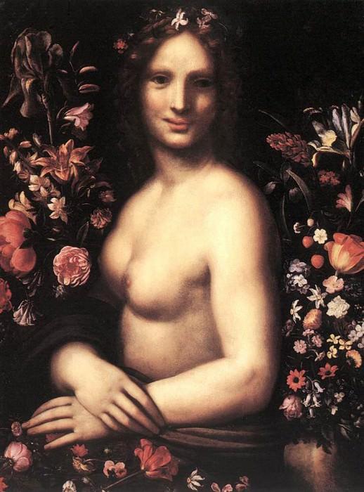 PROCACCINI Carlo Antonio Flora. Итальянские художники