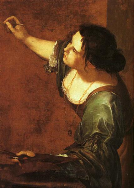 Джентилески, Артемизия (Italian, approx. 1593-1653) agentil1. Итальянские художники