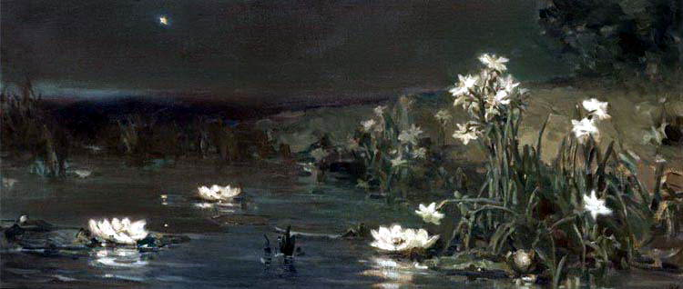 Evening Star, private collection. Котарбинский Вильгельм Александрович