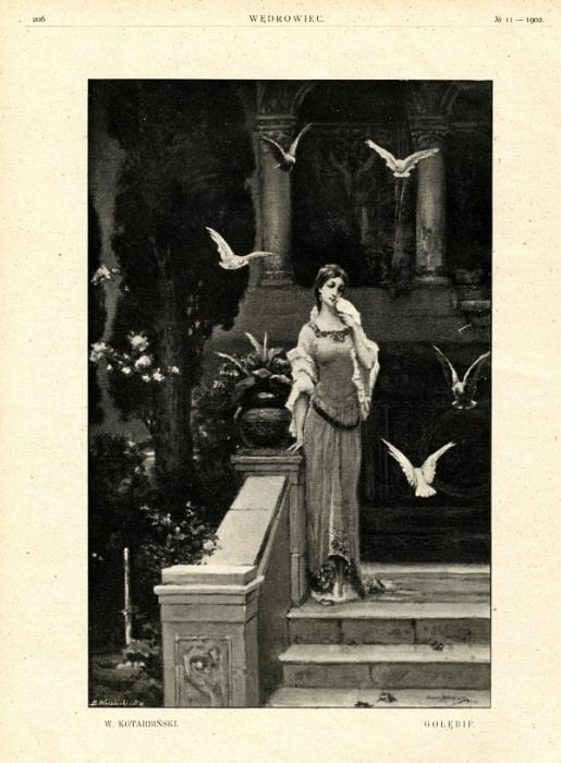 Pigeons. Kotarbinski William A.