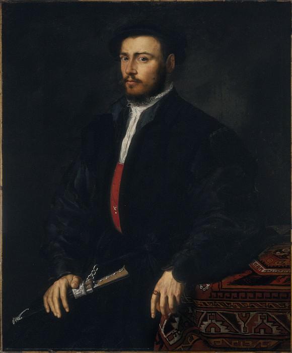 Венецианско-Ломбардская школа - Портрет молодого аристократа. LACMA (Лос Анджелес)