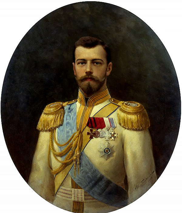 GALKIN Ilya - Nicholas II. 900 Classic russian paintings