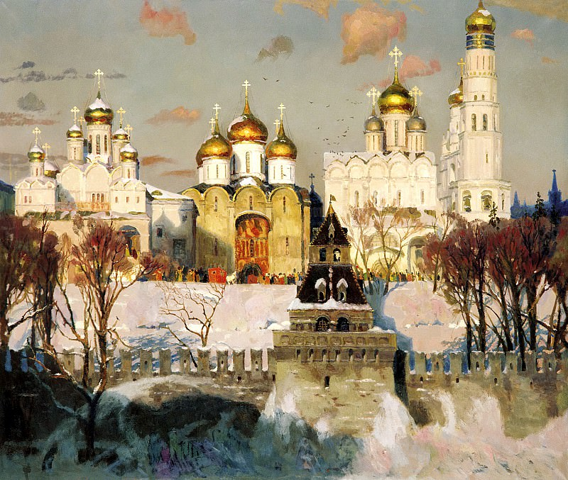 Oksana PAVLOVA - Heart of Russia. 2002. 900 Classic russian paintings