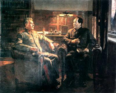 Портреты Сталина - Дмитрий Налбандян. 2. 900 Картин самых известных русских художников