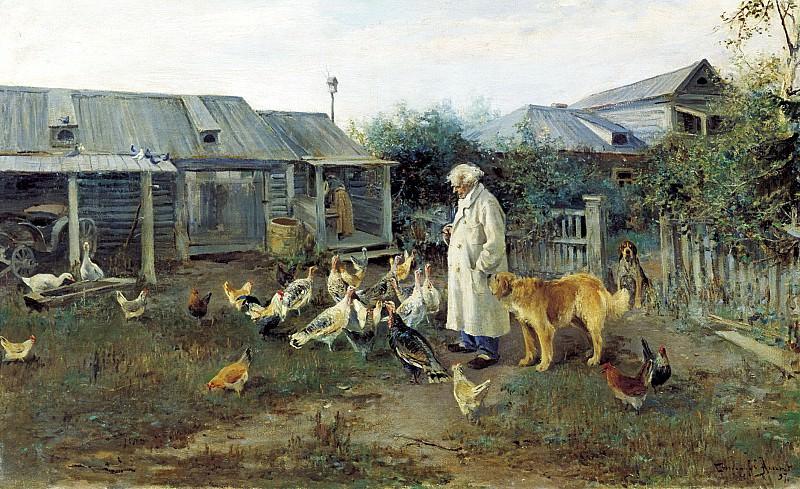 Alexei Stepanov - Morning greetings. 900 Classic russian paintings