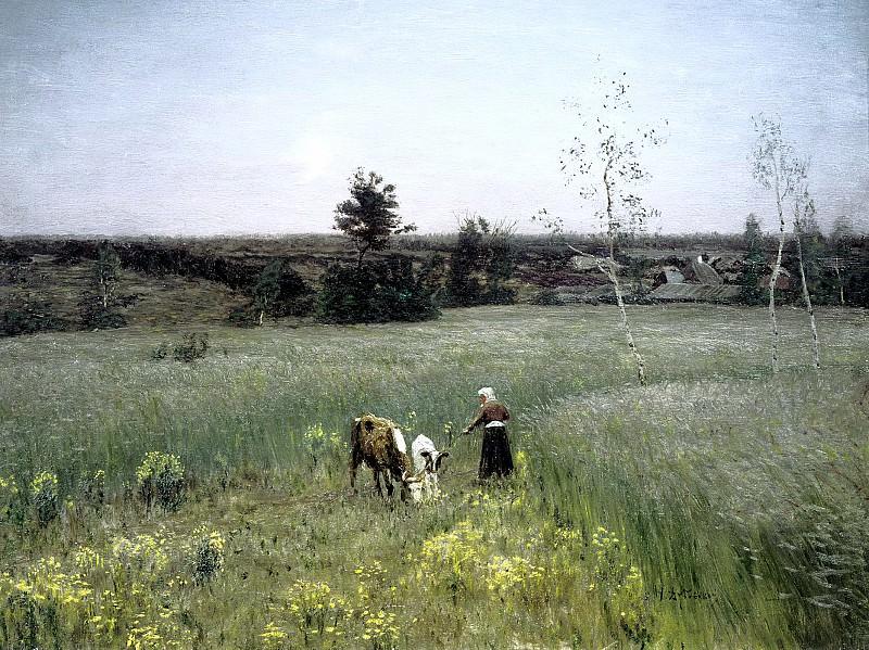 DUBOVSKAYA Nick - Twilight. 900 Classic russian paintings