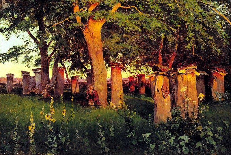 Schilder Andrew - apiary. 900 Classic russian paintings