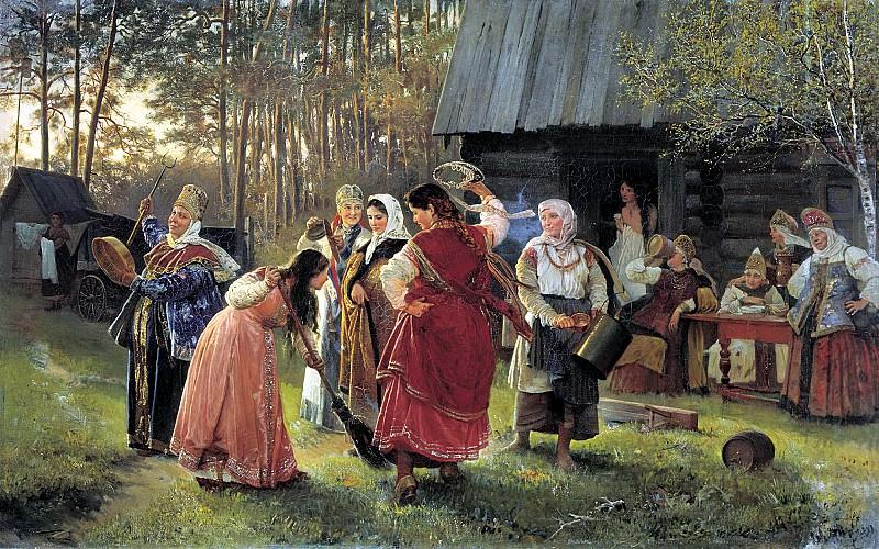 KORZUKHIN Alexei - hen. 900 Classic russian paintings