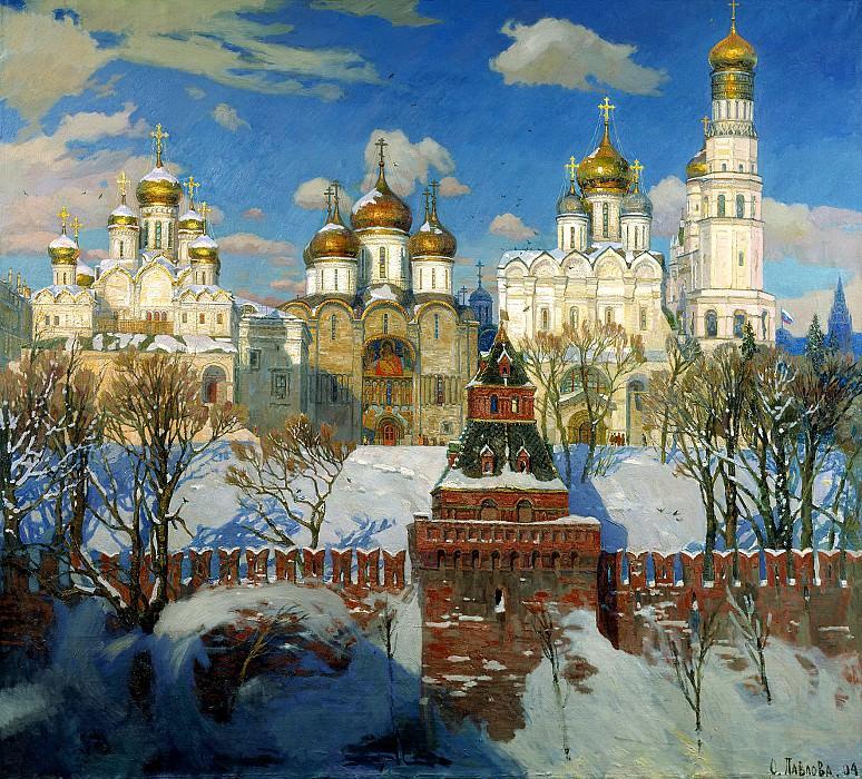 Oksana PAVLOVA - Heart of Russia. 2003. 900 Classic russian paintings