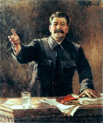 Портреты Сталина - Александр Герасимов. 1. 900 Картин самых известных русских художников