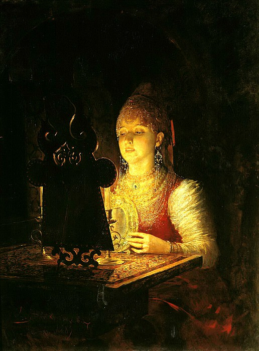 NOVOSKOLTSEV Alexander - Svetlana. 900 Classic russian paintings