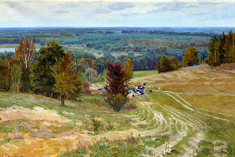 Oksana PAVLOVA - Vzhits. 900 Classic russian paintings