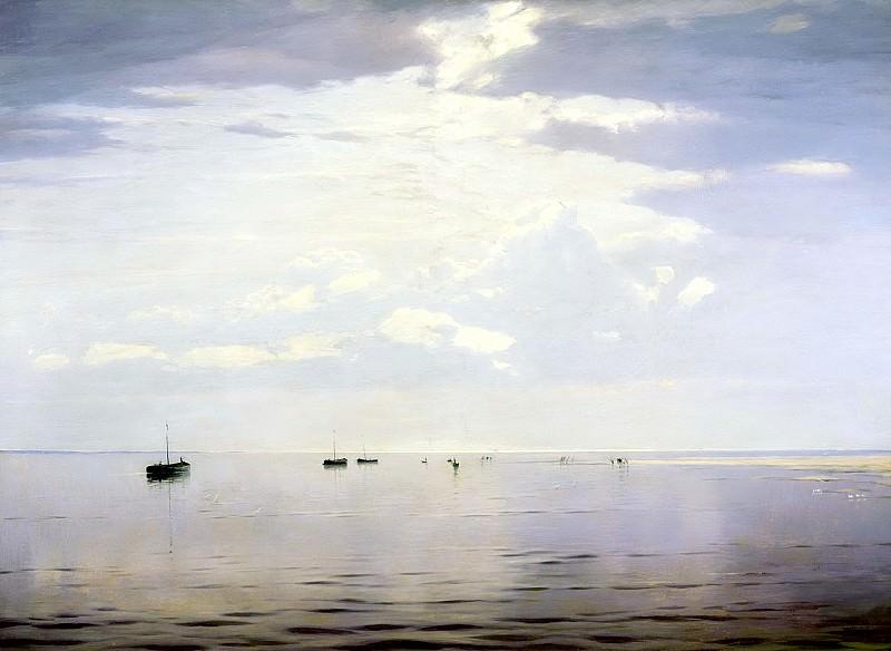 DUBOVSKAYA Nicholas - On the Volga. 900 Classic russian paintings