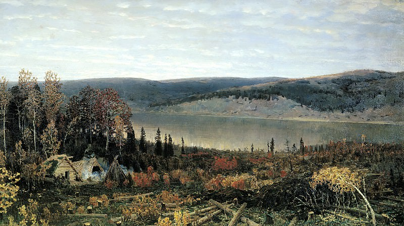 Vasnetsov Apollinary - Cama. 900 Classic russian paintings