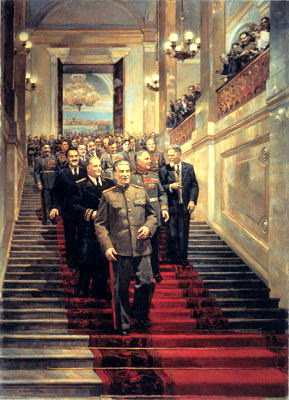 Портреты Сталина - Дмитрий Налбандян. 1. 900 Картин самых известных русских художников