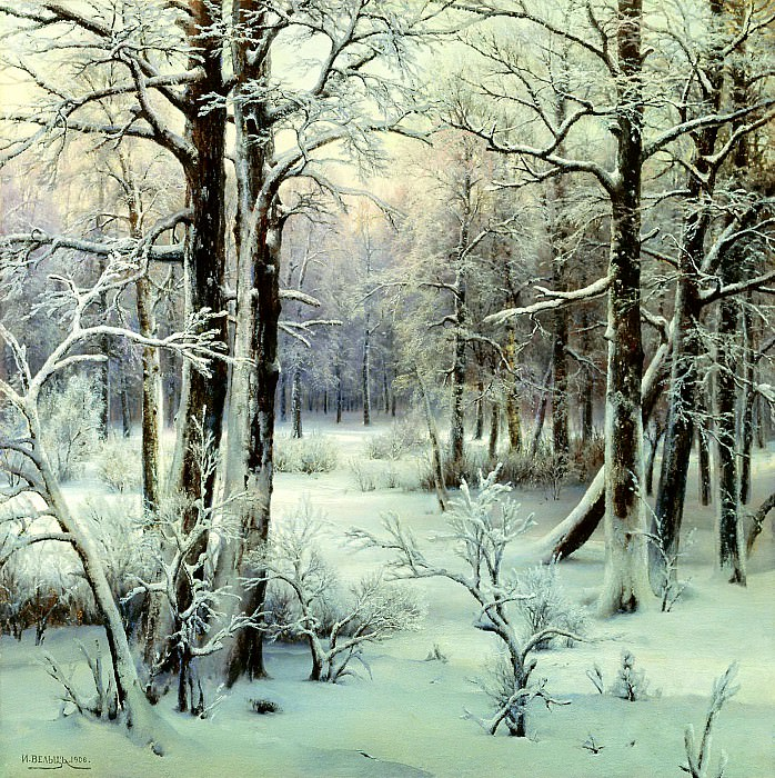 Welz Ivan - Rime. 900 Classic russian paintings