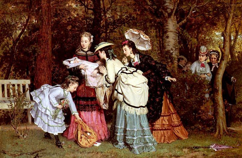 Boks Evert Jan The Foundling. Dutch painters