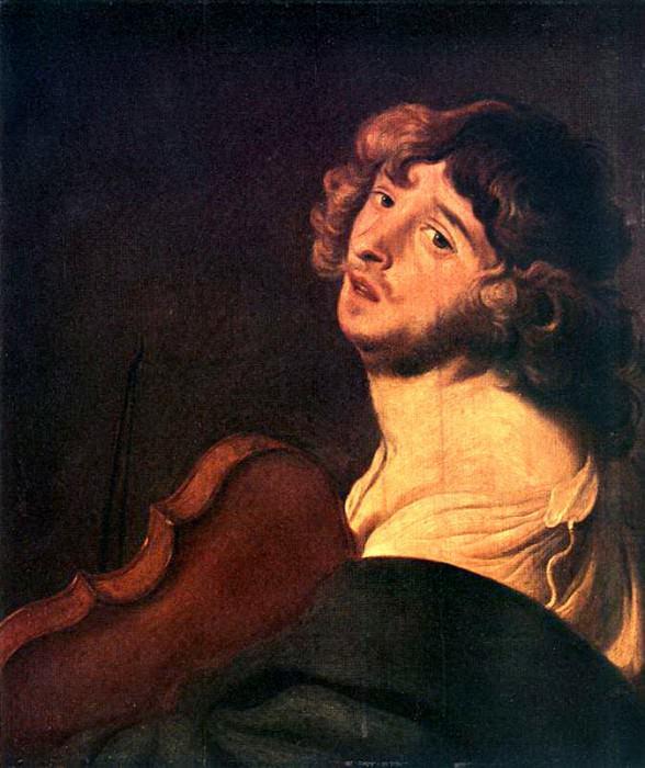 BACKER Jacob Adriaensz The Hearing. Голландские художники